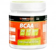 Pure Protein BCAA 200гр