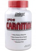 Nutrex Lipo-6 L-Carnitine 1490мг 120капс