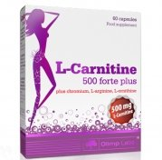 Olimp L-Carnitine 500 Forte Plus 60капс