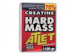 Atlet Hard Mass Whey+креатин 1,1кг