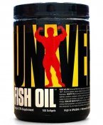 Universal Fish Oil 100гел.капс