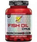 BSN Fish Oil DNA 100гел.капс