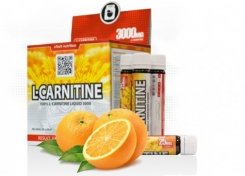 aTech L-Carnitine 3000 Iiquid 25мл*20амп