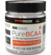 Pure Protein Pure BCAA 2:1:1 200капс