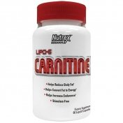 Nutrex Lipo-6 L-Carnitine 1490мг 60капс