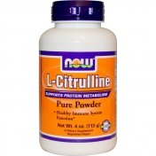 NOW Citrulline Powder 113гр