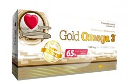 Olimp Labs Gold Omega 3 1000мг 60капс
