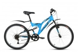 "Велосипед Altair MTB FS Junior 24"" 6ск."