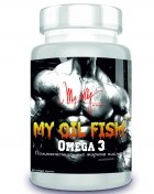 MyWay in Sport My Oil Fish Omega 3 60капс