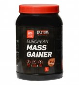 Be Steel European Mass Gainer 1кг